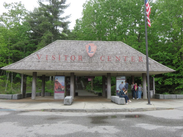 Hulls Cove Visitor Center, Acadia National Park